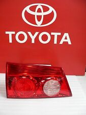 TOYOTA SIENNA LEFT REAR LIFTGATE TAIL LIGHT LAMP, DRIVER SIDE, 81680-AE020