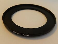 Step Up Ring 58-77mm Filteradapter 58mm-77mm Adapter