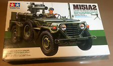 TAMIYA 35125 - 1/35 M151A2 w/TOW MISSILE LAUNCHER (M220 TRACKING SYSTEM) - NUOVO