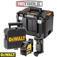 Dewalt DW088K 2 Way auto-nivelación Cross Line Laser Level Kit + DWST 1-71195 caso