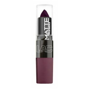 LA Colors Matte Lipstick - Wicked (3 Pack) (Free Ship)