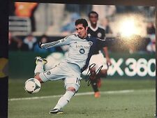 Sporting KC Benny Feilhaber Autographed Signed 11x14 Photo COA #1