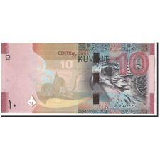 [#121127] Kuwait, 10 Dinars, 2014, KM:New, FDS