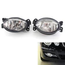 Pair of Halogen Fog Light with Bulb For Benz E CLASS W211 E320 E350 W219 CLS500