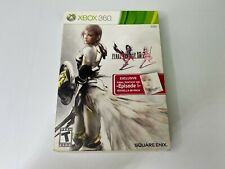 Final Fantasy XIII-2 - Collector's Edition (Xbox 360) with Novella