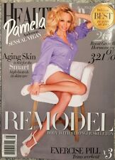 Healthy Living Pamela Anderson Aging Skin Remodel August 2015 FREE SHIPPING!