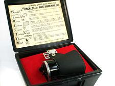Vintage Collector Focal Director Quartz Bromine Movie Light with Case