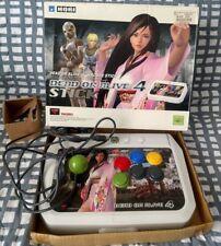 Xbox 360 Hori Dead or Alive 4 Joystick Controller Arcade Gaming Stick Techmo LE
