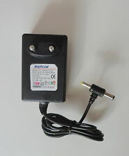 Power Adaptor 9 Volt 1 Amp Charger AC INPUT 90-270V DC 9V 1A MULT PIN SMPS POWER