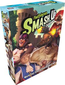 SMASH UP WORLD TOUR INTERNATIONAL INCIDENT EXPANSION GAME BRAND NEW & SEALED
