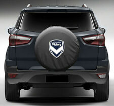 Melbourne Victory 4WD Spare Wheel Cover MEDIUM 70cm - HALF PRICE & FREE DELIVERY