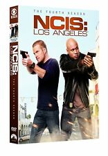 NCIS Los Angeles . The Complete Season Four . 4. Staffel . Navy CIS . 6 DVD NEU