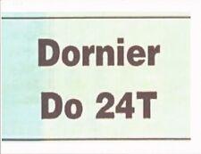 Squadron Dornier DO 24 Crystal Clear Canopy SQ9173