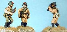 SHQ RT10 1/76 Diecast WWII Russian Crew for 120mm Heavy Mortar (FBG2)-Three