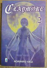 Claymore  2 di Norihiro Yagi ed.Star Comics NUOVO *di Norihiro Yagi*