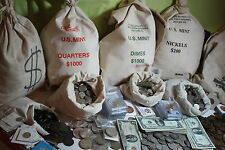 EPIC Estate Sale US Coins OLD Morgan Silver Dollar to Indian Cents and Currency