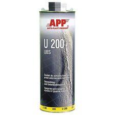 APP U200 UBS Unterbodenschutz schwarz Überlacki 050101