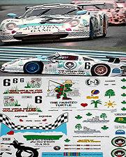 Porsche 911 GT-1 Watkins Glenn 2003 1:3 2 Decal