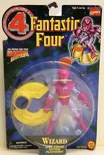 Fantastic FOUR: assistant cardées figurine faite par Toy Biz en 1996