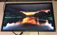 "Dell P2411Hb 24"" LED LCD Monitor DVI, VGA, USB 1920 x 1080, No Stand (Flawed)"