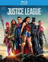 Justice League (Blu-ray Disc ONLY, 2018)