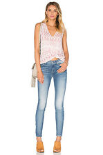 NWT 7 FOR ALL MANKIND SUPER SKINNY JEANS Sz 27 $219.00