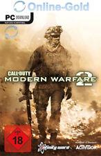 Call of Duty 6 Modern Warfare 2 Key - Steam Code - PC Spiel COD 6 MW 2 UNCUT EU