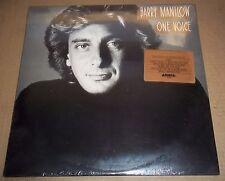 BARRY MANILOW - One Voice - Arista AL 9505 SEALED