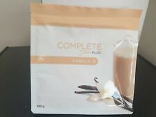 1 big bag Juice Plus+ Vanilla Shake 480g and 20 Satchet BOOSTERS