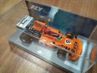 CAR COCHE SCX SCALEXTRIC ANALOGICO MARCA FLY MARCH 761 GP USA WEST 1976 88327