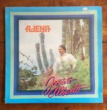 Jesus Alberto - Ajena [1981] Vinyl LP Venezuela Folk World & Country Palacio
