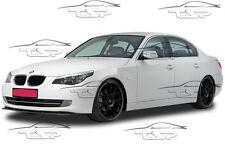 SPLITTER FRONT LIP SPOILER FRONT BUMPER FOR BMW SERIES 5 E60 E61 07-10 CSL019