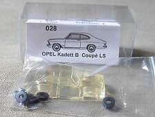 Opel Kadett B Coupe LS  - von bs-design 1:87