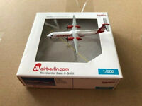 Herpa Wings 1:500 Air Berlin Bombardier Dash 8-Q400, NG+OVP!!!