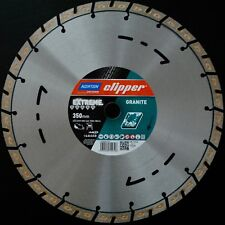 Diamantscheibe NORTON clipper® EXTREME GRANITE 350 x 2,8 x 25,4 mm Saint-Gobain