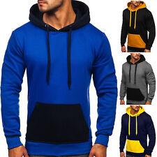Kapuzenpullover Sweatshirt Hoodie Pullover Sport Men Kapuze Herren