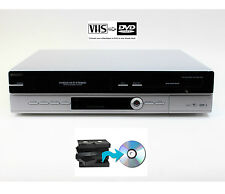 Philips DVDR 3510 V-Enregistreur DVD, VHS/VCR Video Player/Recorder Combi + Remote