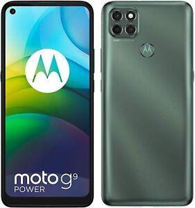 Motorola Moto G9 Power  Grau / 8 x Qualcomm Snapdragon /  4GB / 128GB Dual Sim