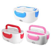 Portable Electric Heating Lunch Box Food Heater Bento Warmer 40W 110V US Plug