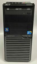 Acer Veriton M275 , Core 2 Duo E7500 , 120 GB SSD , 4 GB RAM DDR3 , W 10 Pro TOP