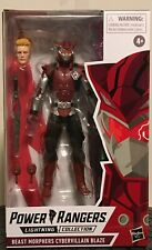 """CYBERVILLAIN BLAZE - Power Rangers Beast Morphers Lightning Collection 6"""" figure"""