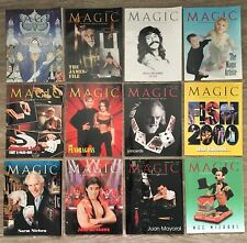 MAGIC, The Independent Magazine for Magicians 2000 Complete