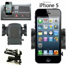 Pour Apple IPHONE 8/7/6/5 / Se / 4 IN Voiture Support Air Vent Kit Ipod Touch 6