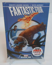 Fantastic 4 Four Season One Thing Human Torch New Marvel HC Hard Cover Sealed