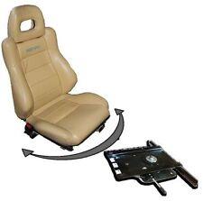 SEAT SWIVEL BASE adaptor 3 INCH MOTORHOME BUS CAPTAINS TRUCK SEAT FORD TRANSIT x