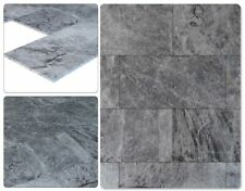 "Tundra Earth Gray Polished Marble Tile - Sample Order 4""x4"""