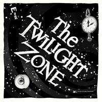 Twilight Zone 22 inch x 22 inch Sublimated Bandana - New