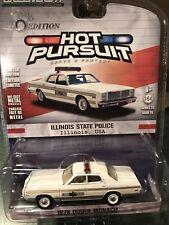 Greenlight  Hot Pursuit 1978 Dodge Monaco  Illinois State Police