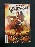 Absolute Carnage #3 1:25 Greg Land Codex Variant 2019 Marvel Comics Venom