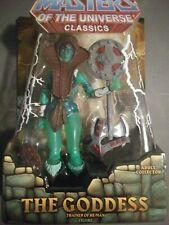 MOTU Classics The Goddess 2009 Mattel MOC Sealed New He-Man